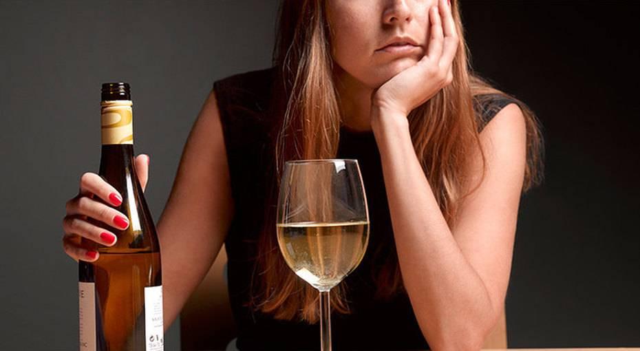как избавиться от алкогольной зависимости женщине
