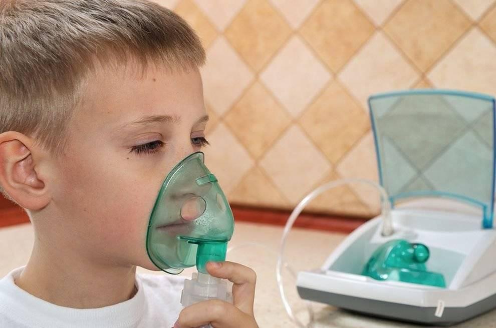 ингаляции небулайзером при гайморите в домашних условиях
