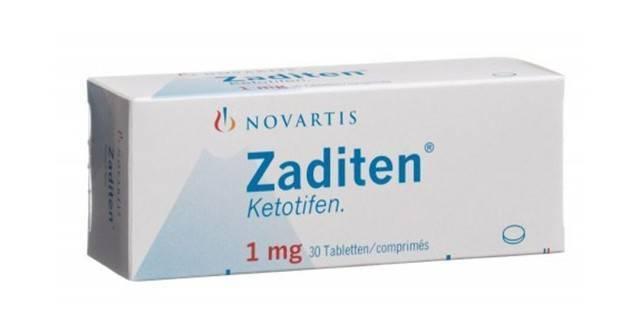 Таблетки кетотифен: инструкция по применению, показания, отзывы