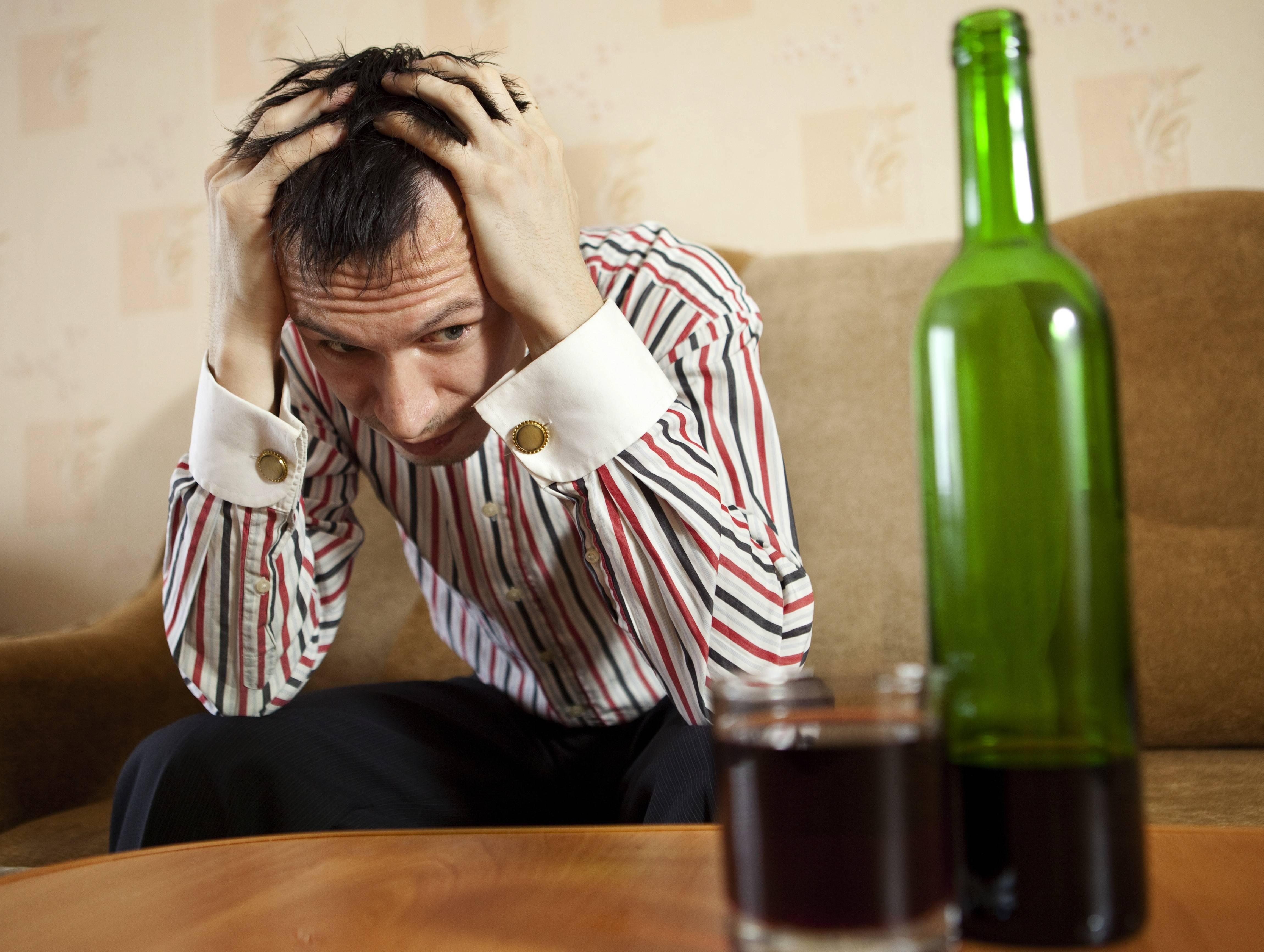 алкоголизм вывод из запоя