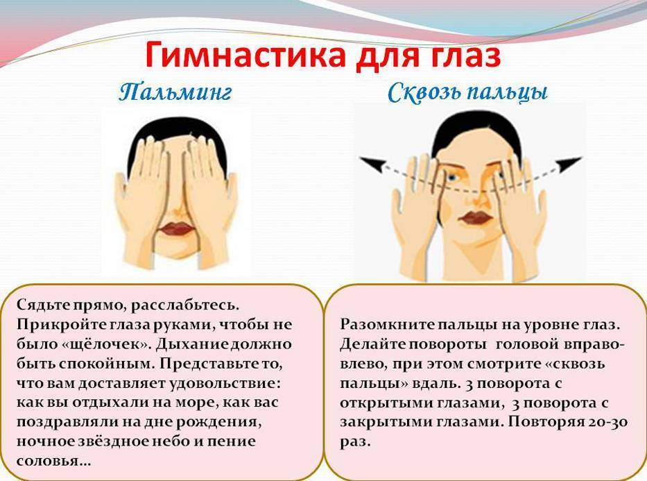 Упражнения на глаза при близорукости: помогают они или нет?
