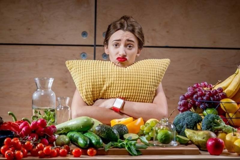 Диета при депрессии и хроническом стрессе - питание