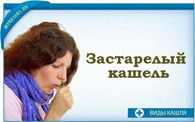 Лечение остаточного кашля народными методами