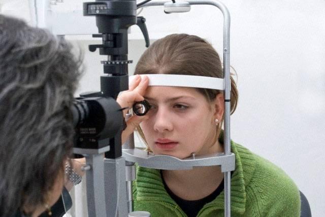 витамины для укрепления сетчатки глаза