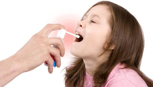 Ангина лечение без антибиотиков у детей