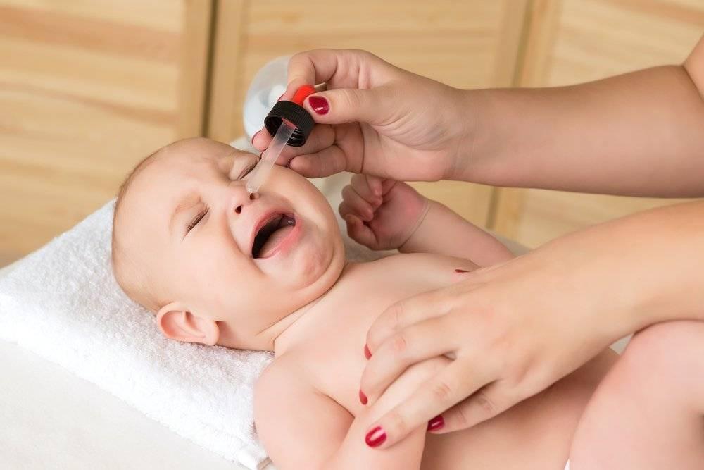 Не дышит носик у новорожденного что делать