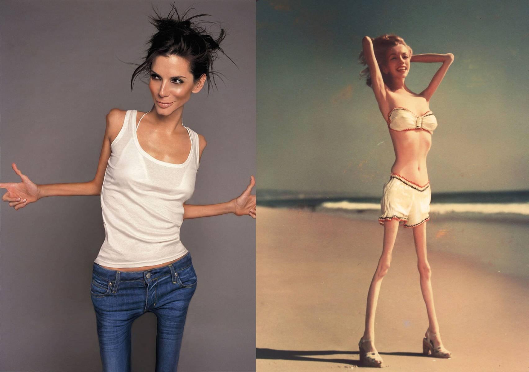 как довести себя до анорексии
