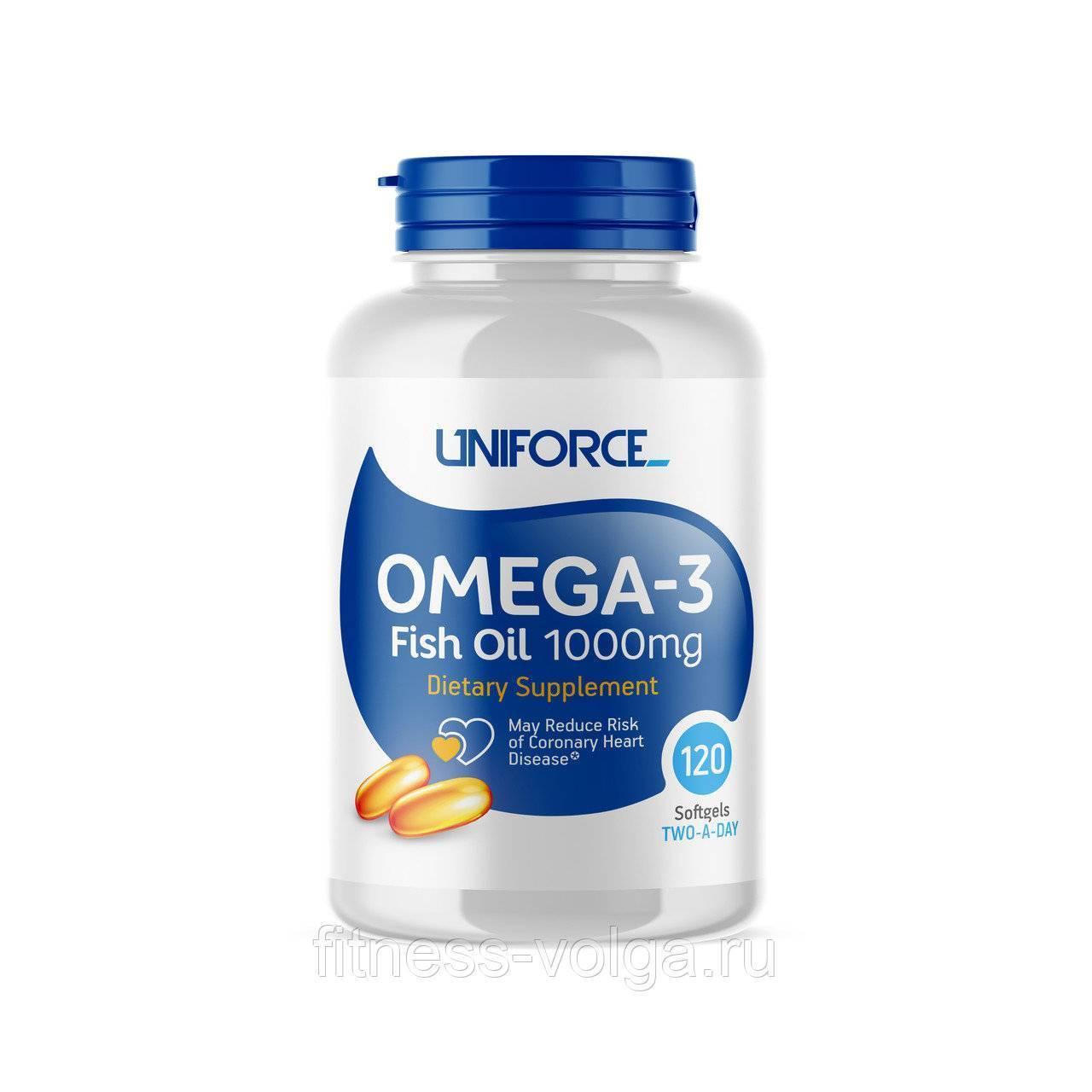 Снижает ли холестерин витамин омега-3?