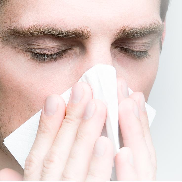 Ринит: симптомы и лечение у взрослых, что это такое, признаки, причины