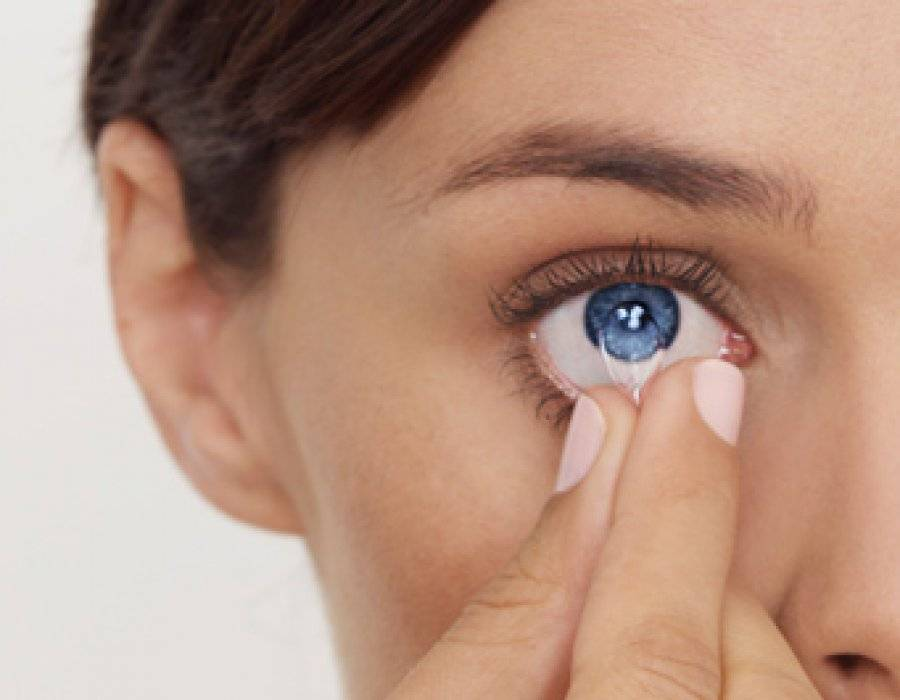 Как правильно носить контактные линзы: уход за линзами и глазами
