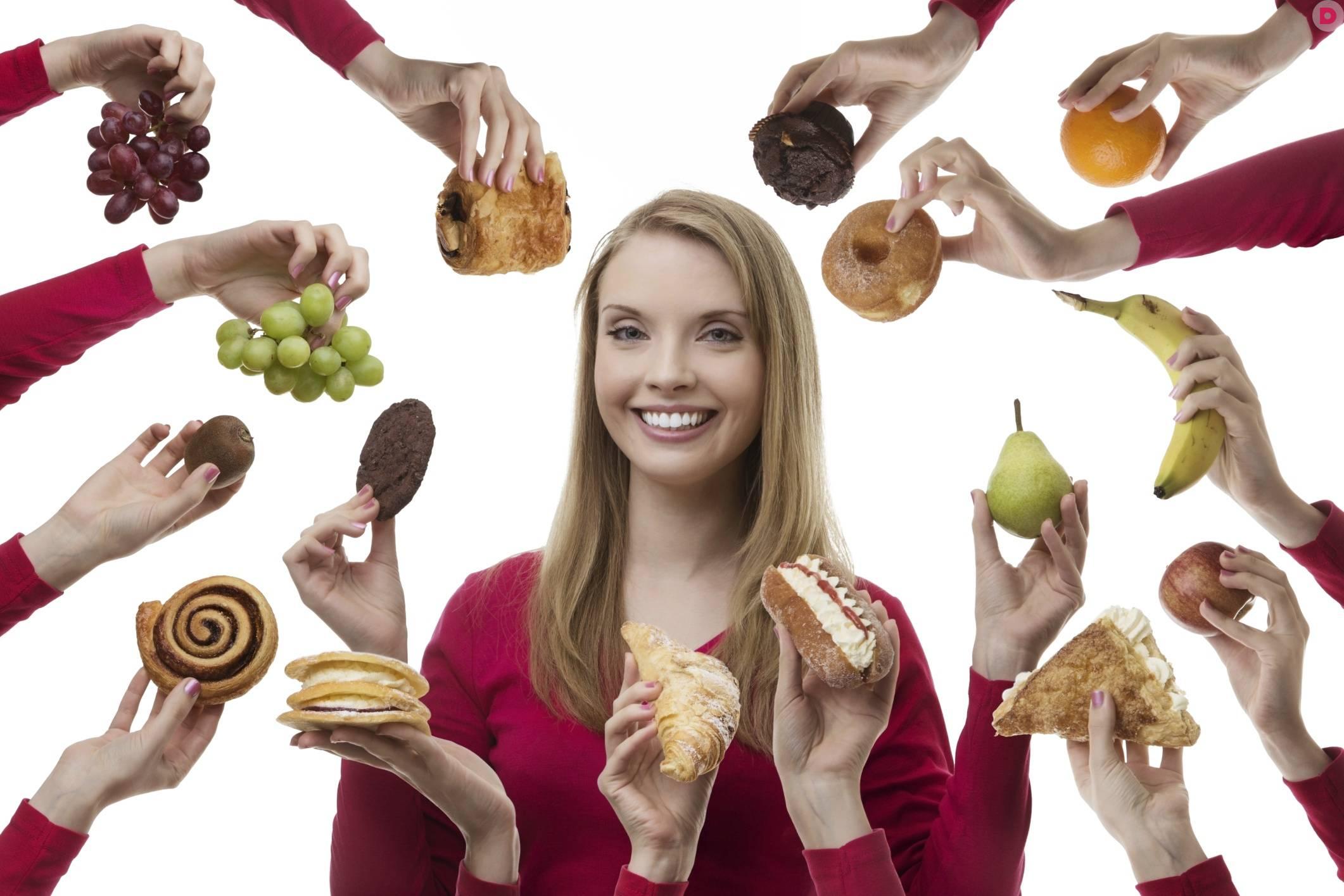 пищевая зависимость лечение