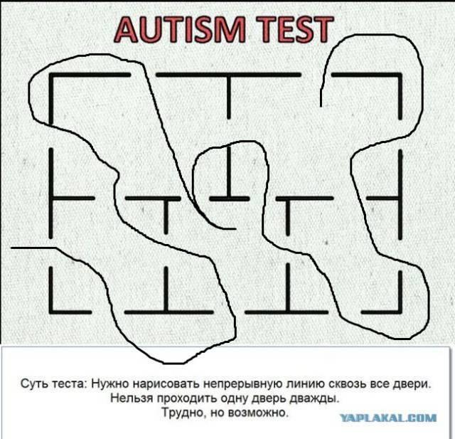 Что вы знаете об аутизме