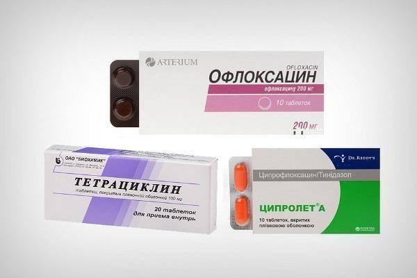 Антибиотики при конъюнктивите: обзор препаратов и способов применения