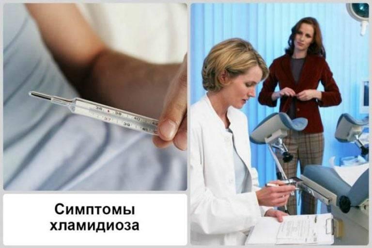 антибиотики для лечения хламидиоза