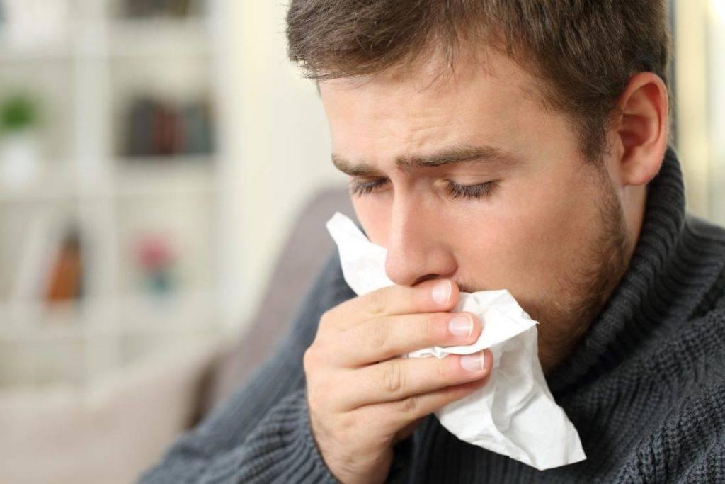 мокрый кашель у взрослого
