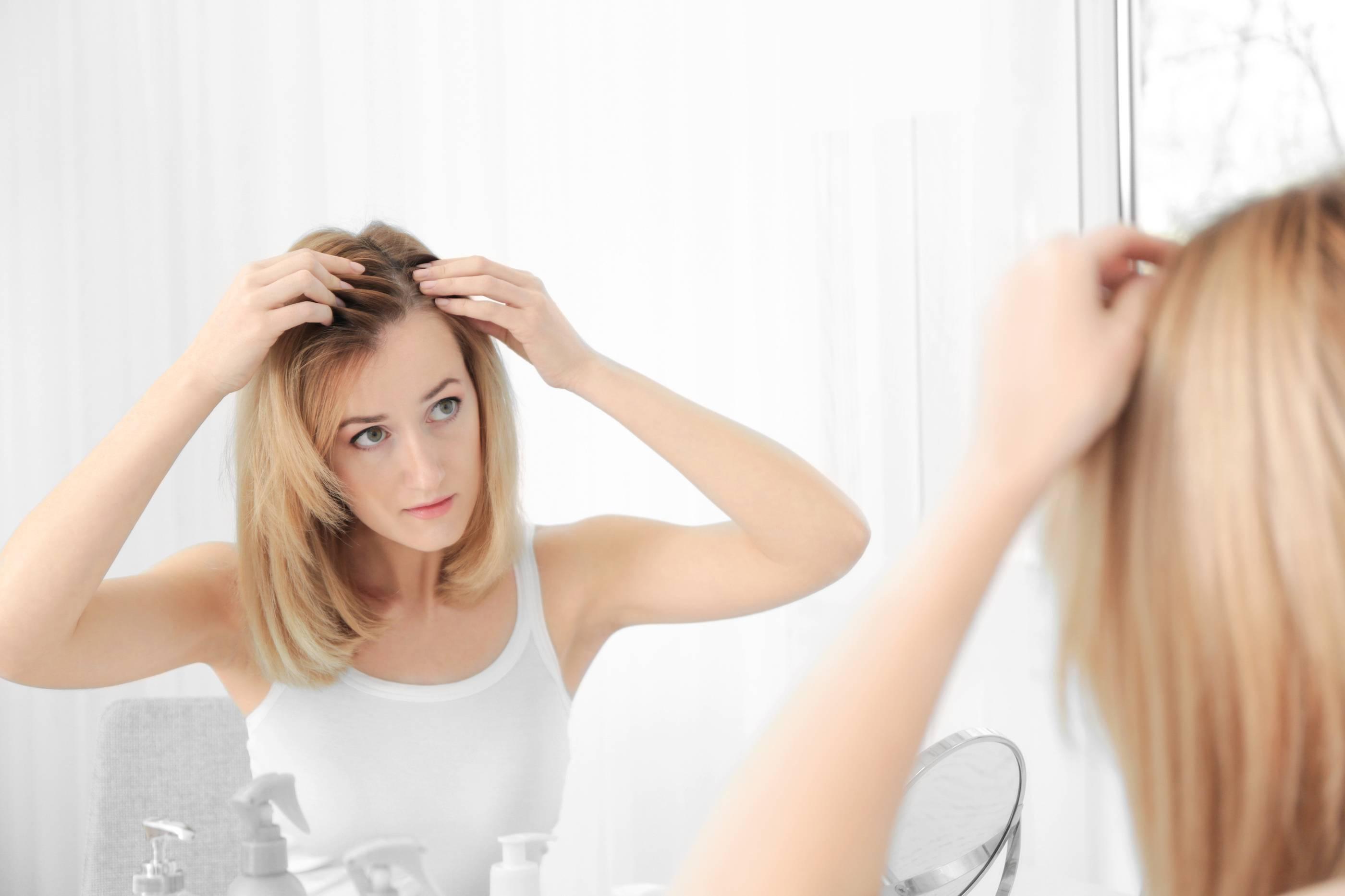 щитовидная железа выпадение волос лечение