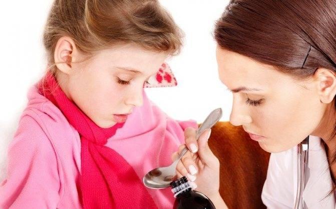 как быстро вылечить сухой кашель у ребенка