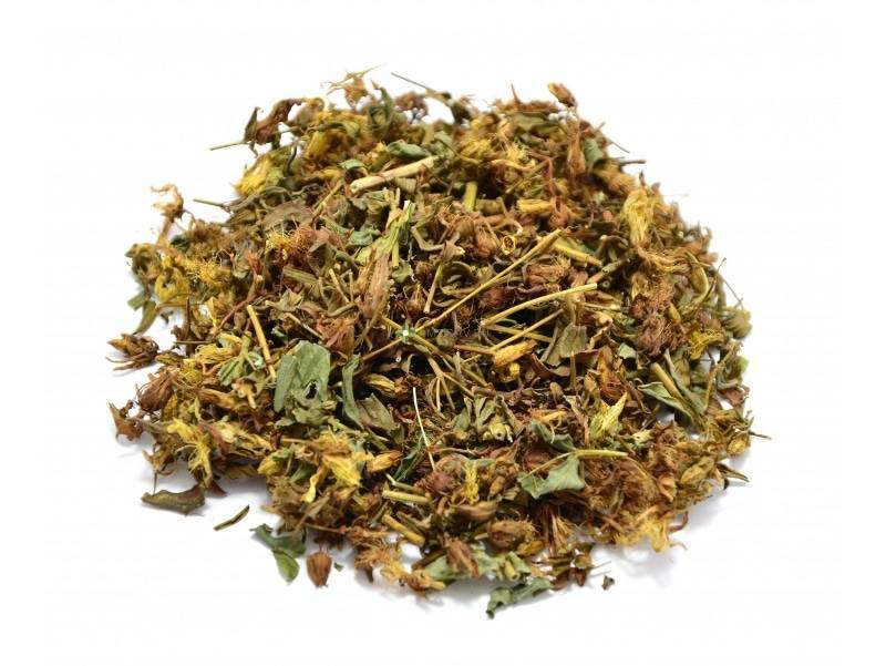 Зверобой — волшебная трава: гормонов счастья много не бывает. не спеши в аптеку за антидепрессантами, наши бабушки лечили хандру зверобоем.
