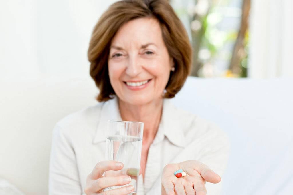 Какие антидепрессанты можно пить при климаксе?