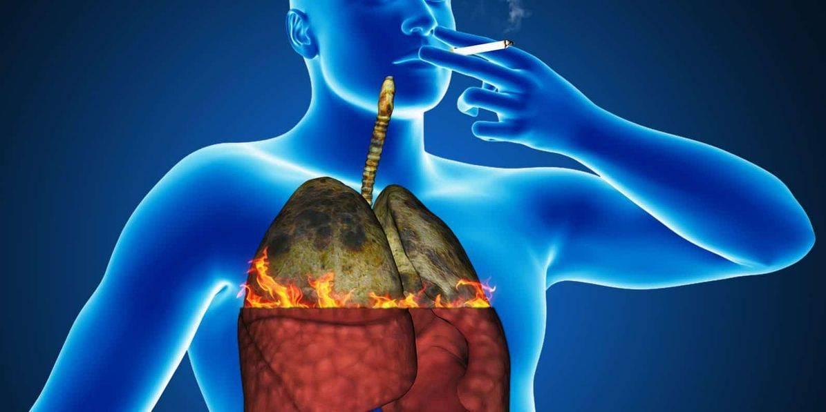 можно курить при гепатите с