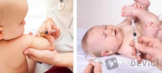 Зачем и как делают прививку от гепатита б новорожденным