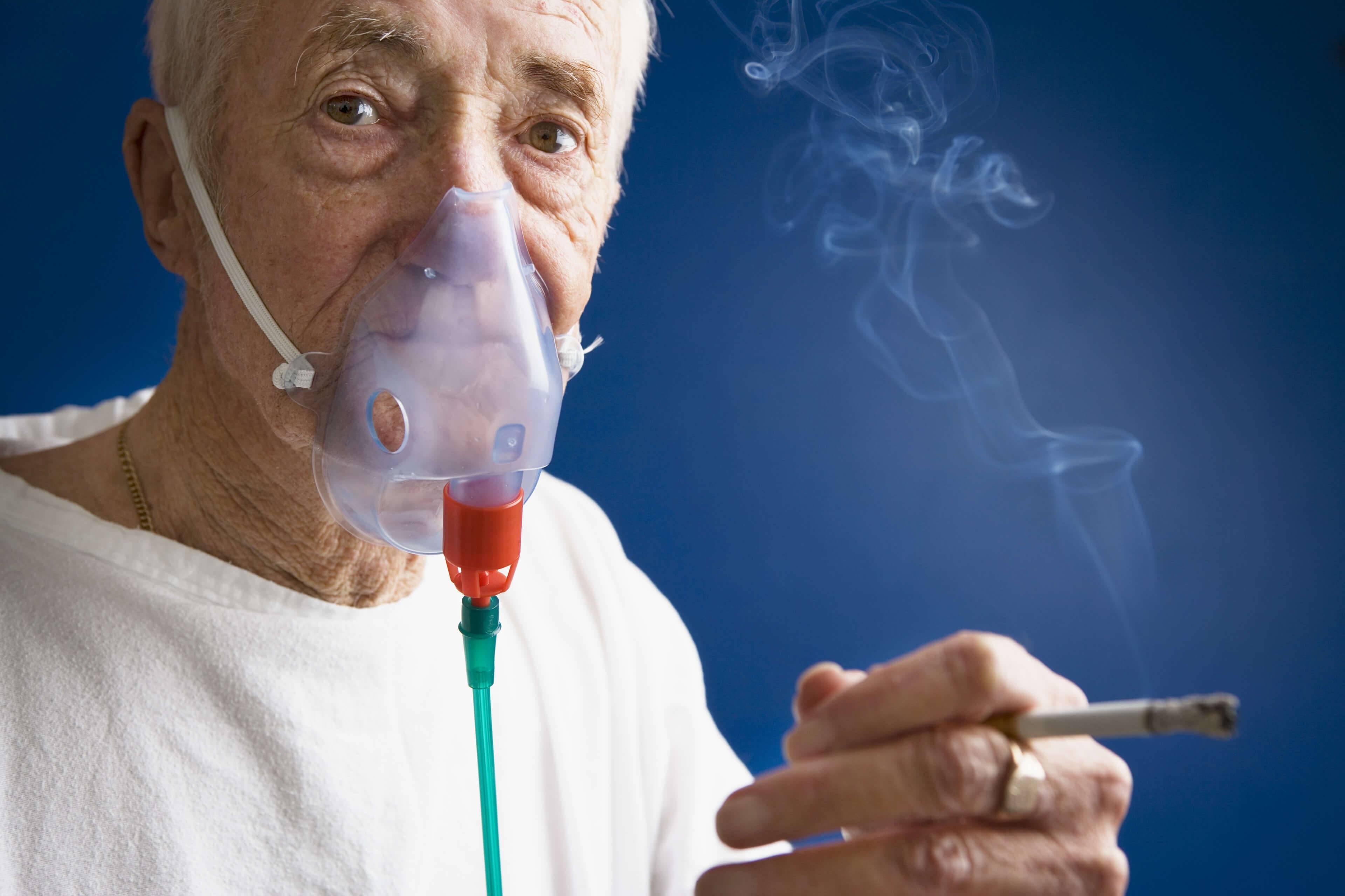 Как избавиться от кашля курильщика