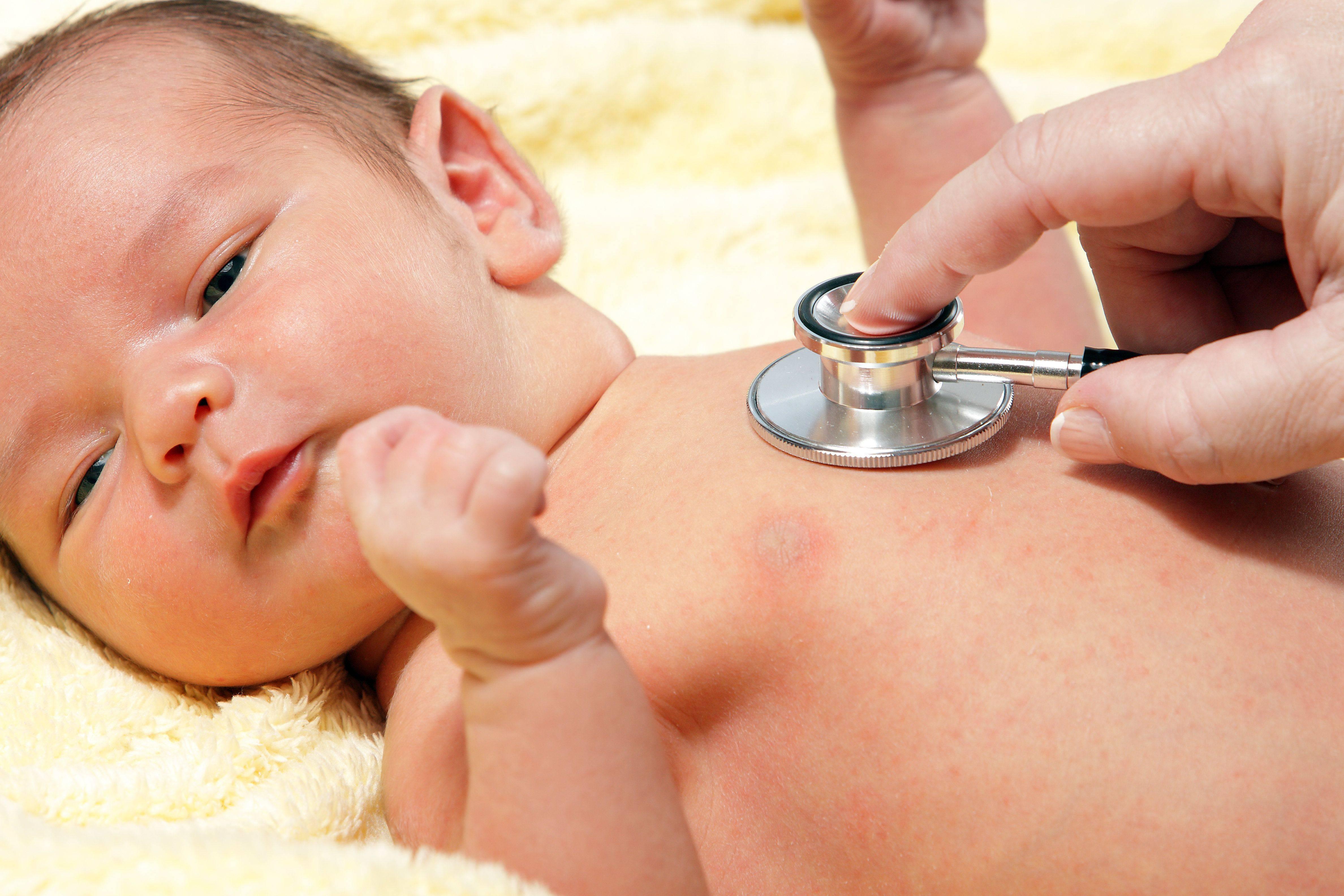 Хрипы, сипы... - новорожденный хрипит когда дышит - запись пользователя алёнища (kangoo1978) в сообществе здоровье новорожденных - babyblog.ru
