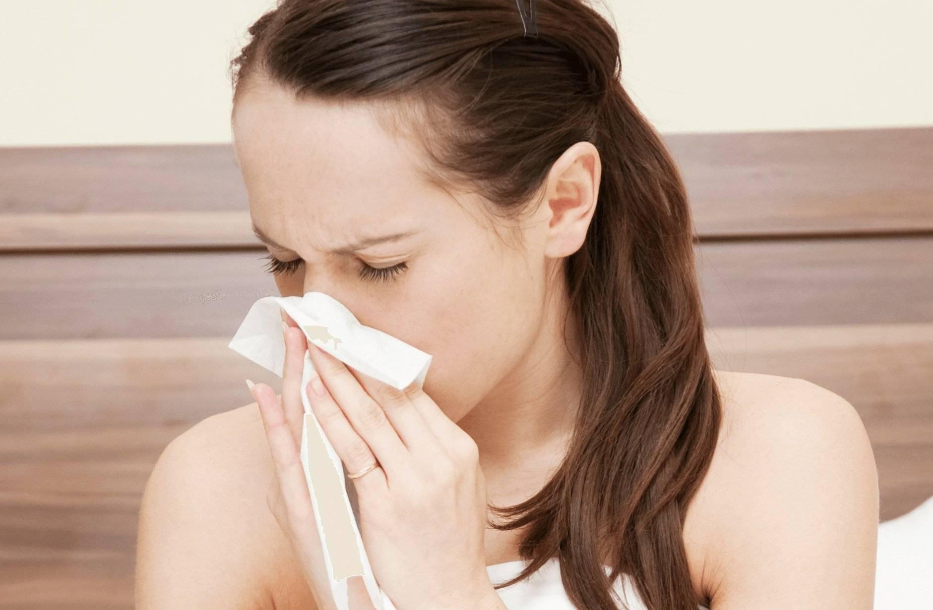 как вылечить хронический насморк в домашних условиях