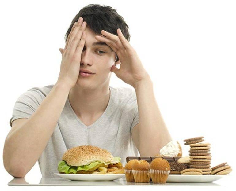 Зависимость от еды, как избавиться?