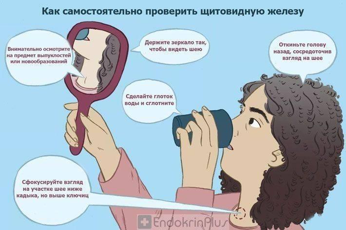 «проверь щитовидку»: когда бить тревогу и что делать — wonderzine