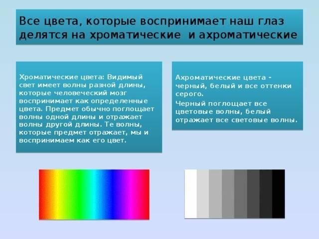 сколько оттенков цветов может различать глаз человека