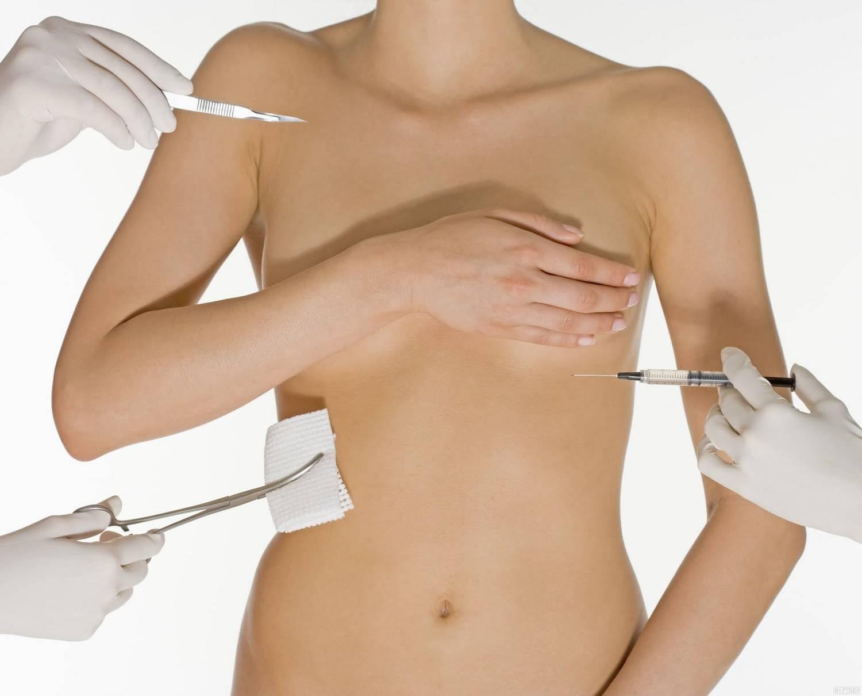 Как увеличить железистую ткань молочной железы:
