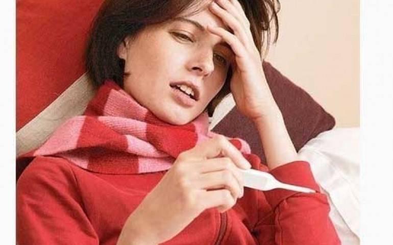 Высокая температура болит горло и голова что это