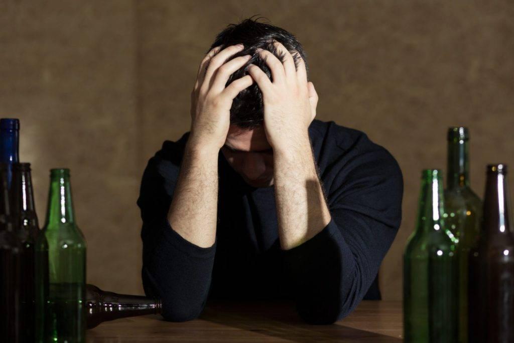 депрессия после запоя
