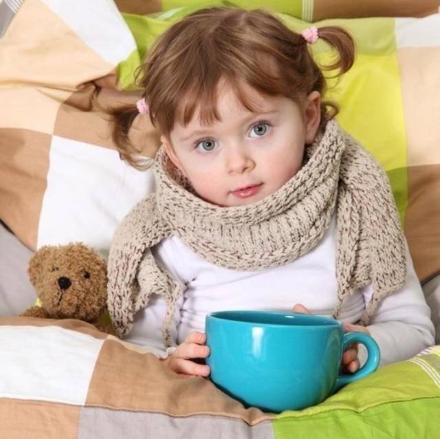 средства от кашля для детей от 2 лет