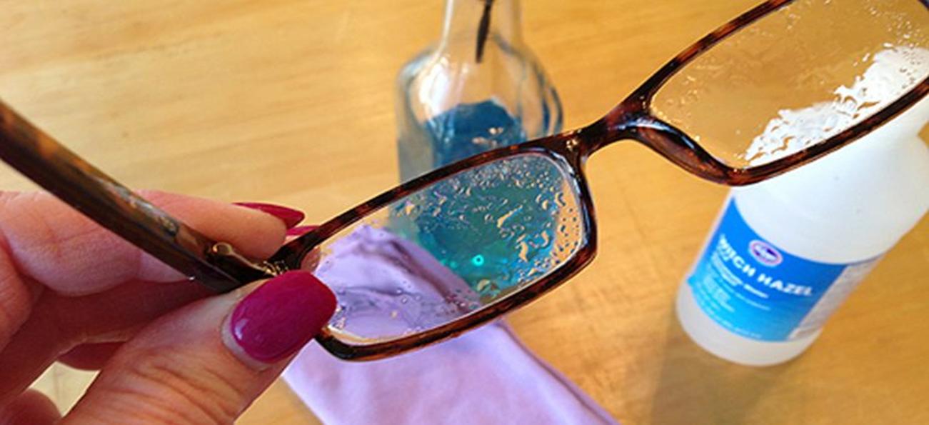 Как протереть мутные очки - wikihow