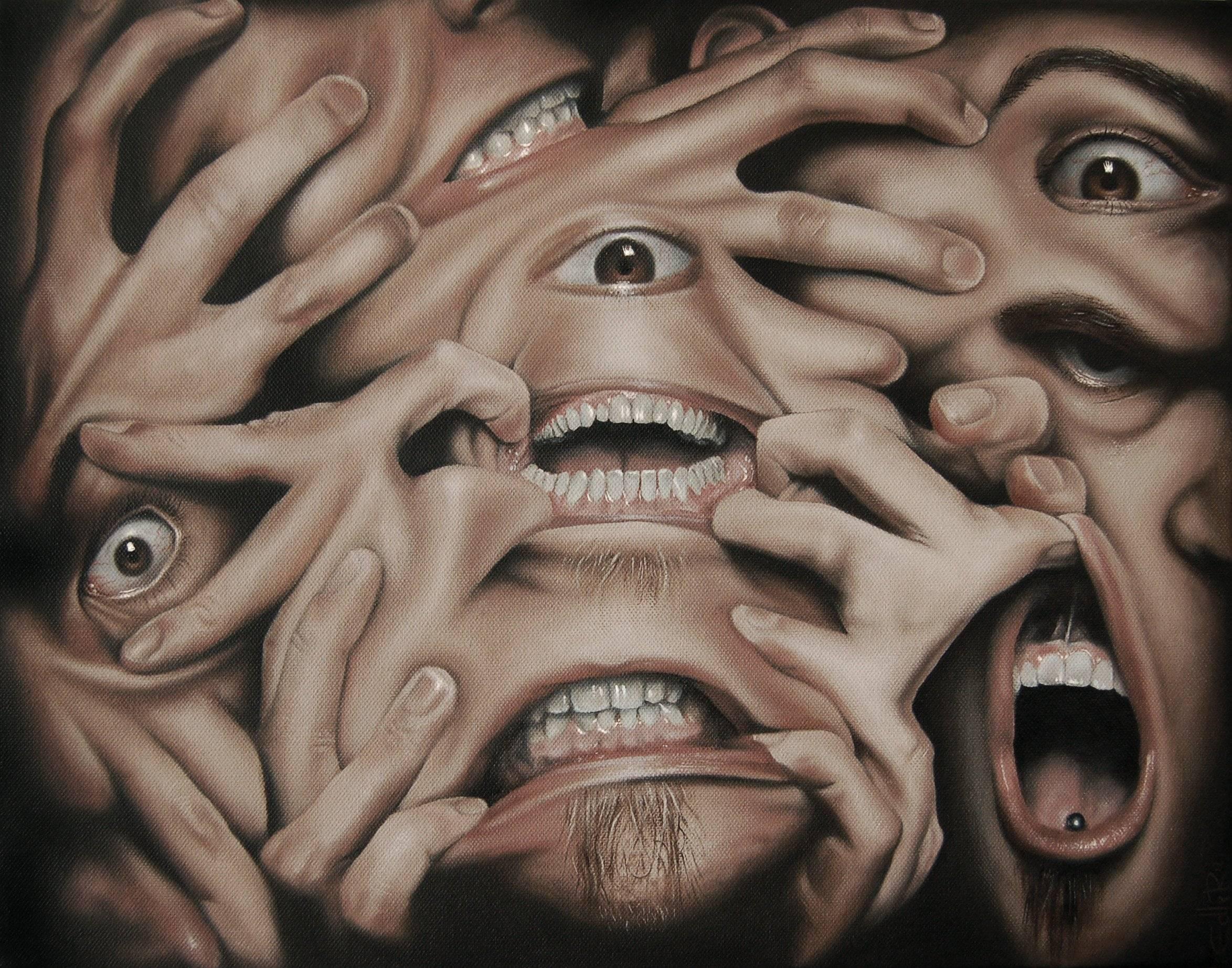 психозы виды