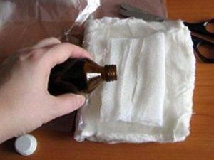 Полезна ли водка с медком от кашля?