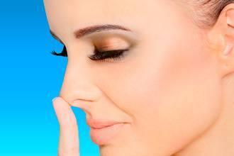 онемение носа