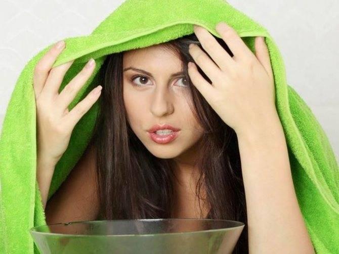 Методика ингаляции картофельным отваром или как дышать над картошкой