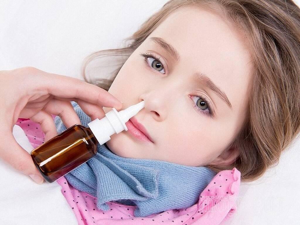 хронический насморк у ребенка лечение