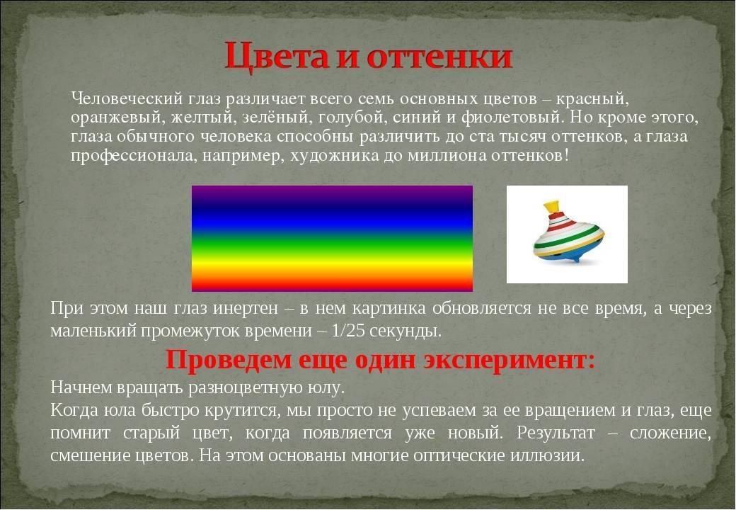 Каковы пределы человеческого зрения? - hi-news.ru