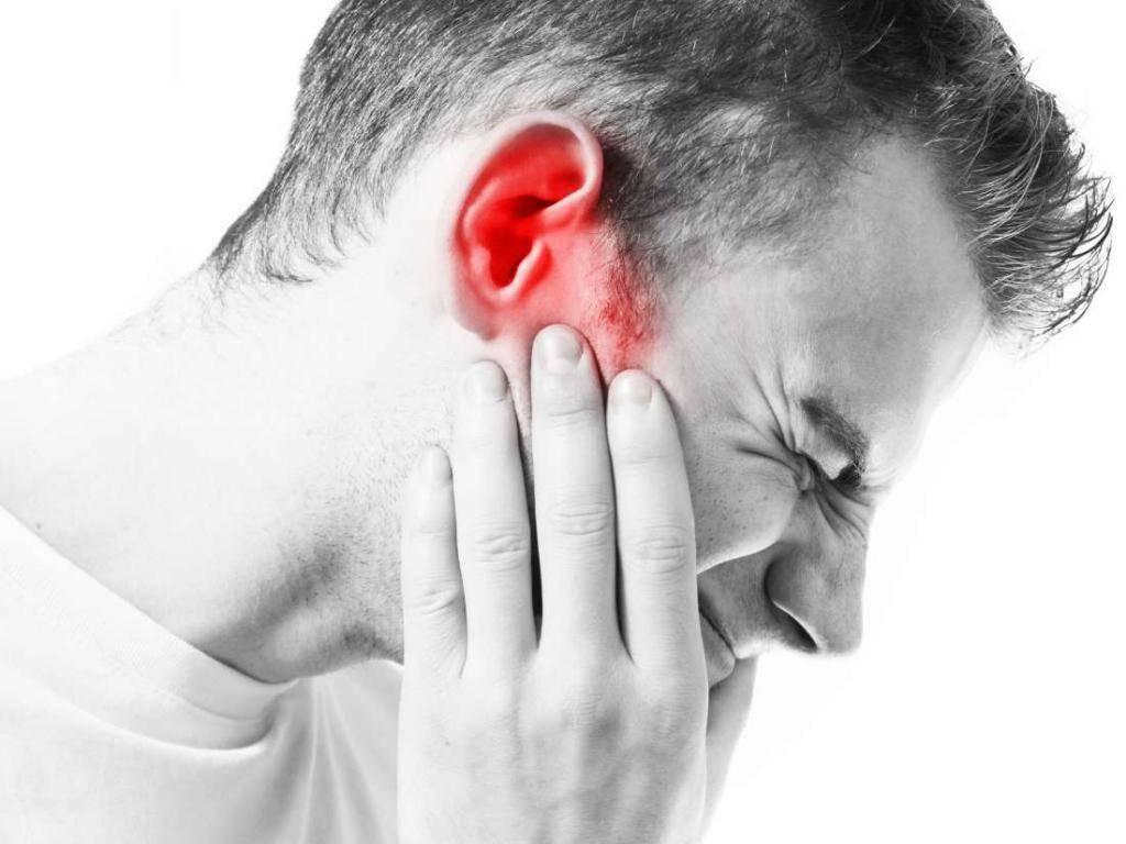 Болит ухо — снаружи больно трогать
