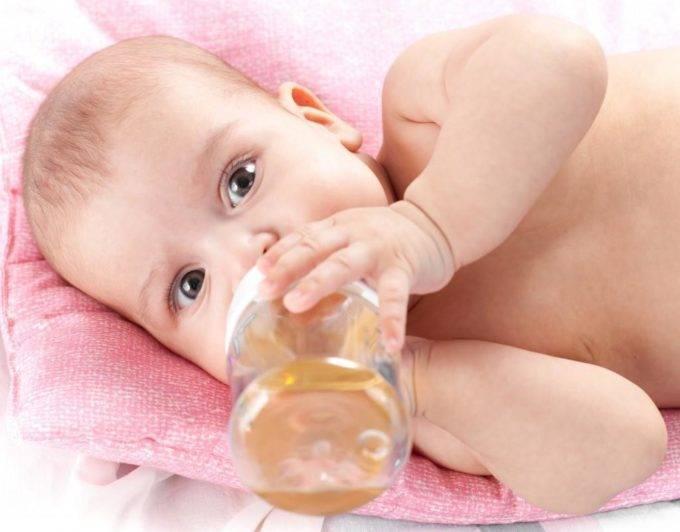 Сопли кашель без температуры у ребенка 5 месяцев чем лечить