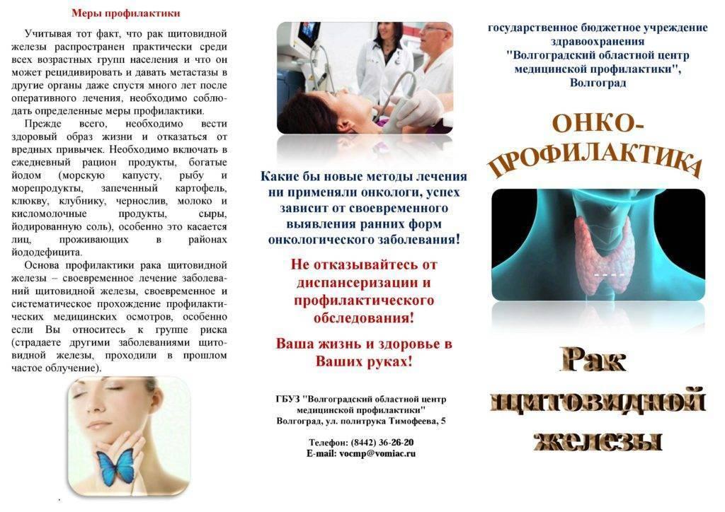 Профилактика заболеваний щитовидной железы: секреты здоровья