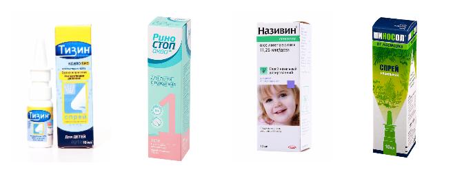 Течет из носа и чихание чем лечить