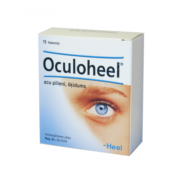 Окулохель - реальные отзывы принимавших, возможные побочные эффекты и аналоги