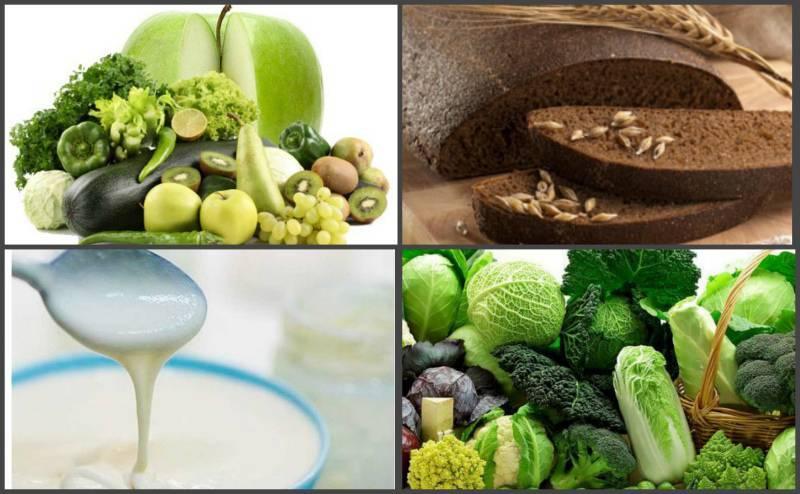 диета при нейродермите у взрослых меню