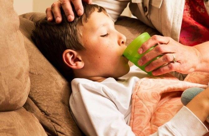 Сильный кашель у ребенка ночью до рвоты – причины и лечение 2020