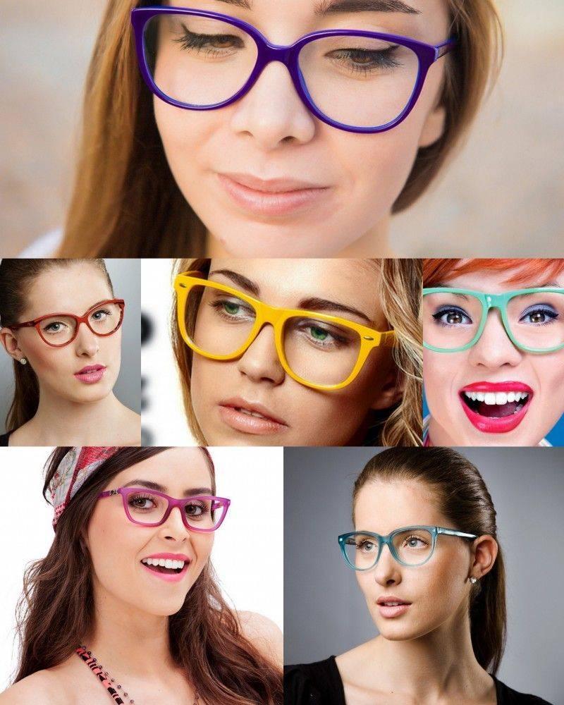 какие бывают очки для зрения